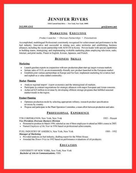 How To Layout Resume by How To Layout Resume Resume Format