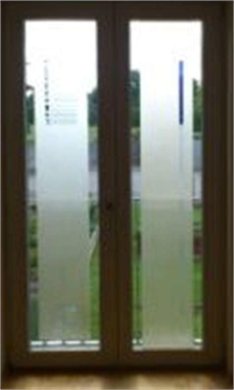Fenster Sichtschutz Abends by Sichtschutz Mit Milchglas Spiegelfolie Einblicke