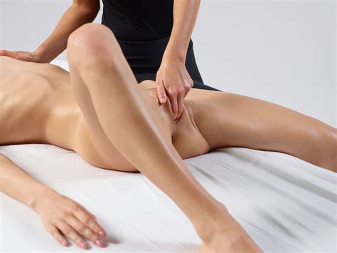 Vertonika G Spot Massage Shot By Petter Hegre