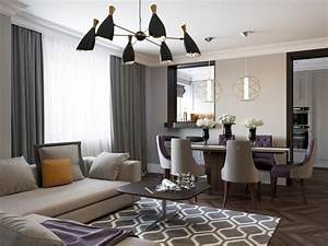 2 beautiful home interiors in art deco style the With art deco interior features