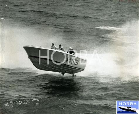 Formula Boats Racing by Historic Offshore Race Boat Association Donald Aronow