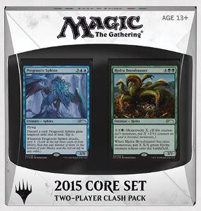magic 2015 two player clash pack magiccardmarket