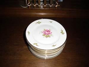 Rosenthal Porzellan Verkaufen : antikes rosenthal dessert set bestehend aus in frankfurt ~ Michelbontemps.com Haus und Dekorationen