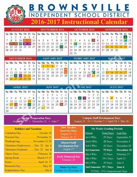 elementary school calendar garden park elementary school calendars brownsville tx