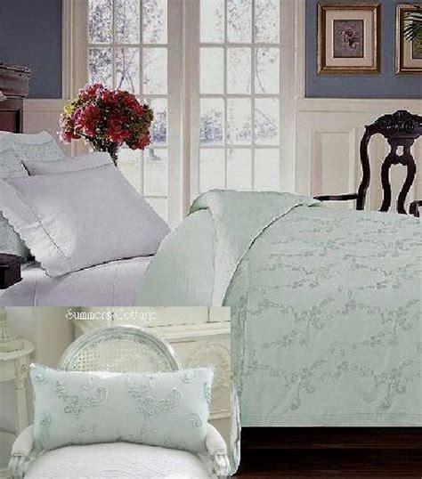 shabby chic mint bedding aqua turquoise ruffled comforter set shabby cottage chic layers of dr