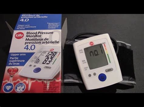 Uniboxing and Review of the Life Brand Blood Pressure