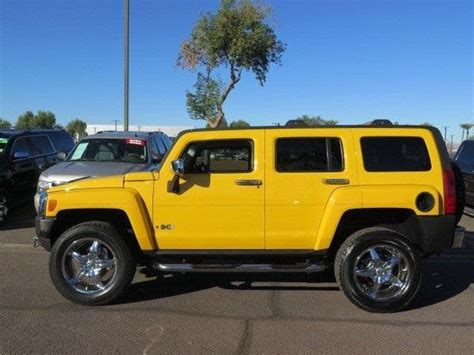 Hummer H3 Adventure Package For Sale Used Cars On
