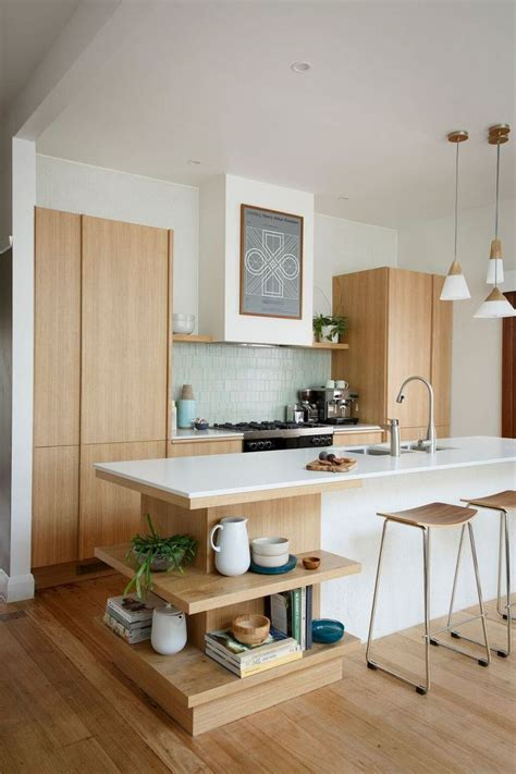 rustic kitchen islands for sale 35 sensational modern midcentury kitchen designs