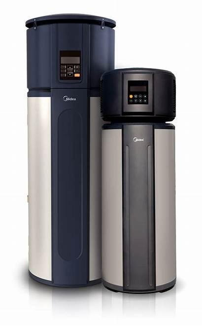 Heat Pump Chromagen Water System Midea Solar