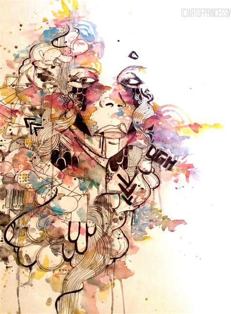 emotional illustrations  princess  mole empire