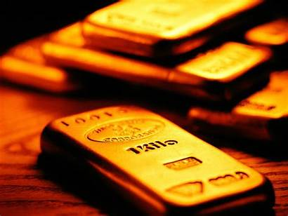 Oro Backgrounds Lingots Barras Desktop Goldbarren Lingotti