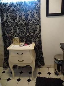 Relooking Salle De Bain Avant Apres : relooking salle de bain suite esprit shabby ~ Zukunftsfamilie.com Idées de Décoration