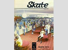 SKATE Magazine Covers 1970 1982