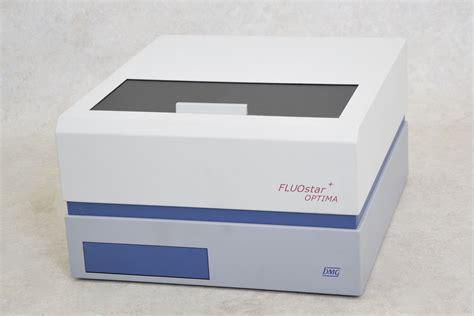 Bmg Plate Reader by Bmg Fluostar Optima Fluorescence Platereader Gemini Bv