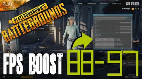 pubg fps boost pubg reshade clarity fps boost guide