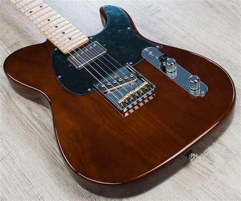 foto de G&L USA ASAT Classic Bluesboy Guitar Whiskey Finish Reverb
