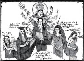 Women Empowerment Sketches