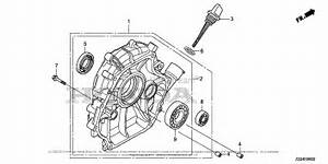 Honda Eb6500x1 At1 Generator  Chn  Vin  Eblc
