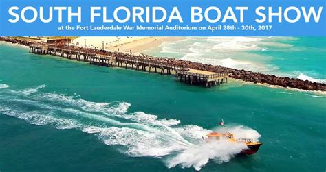 South Florida Boat Shows 2017 by Exhibitions South Florida Boat Show