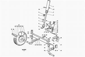 Spare Parts Lists For Solo Lawn Mower Steering El63    El63