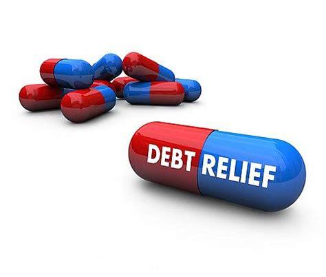 debt relief programs  work financial helper