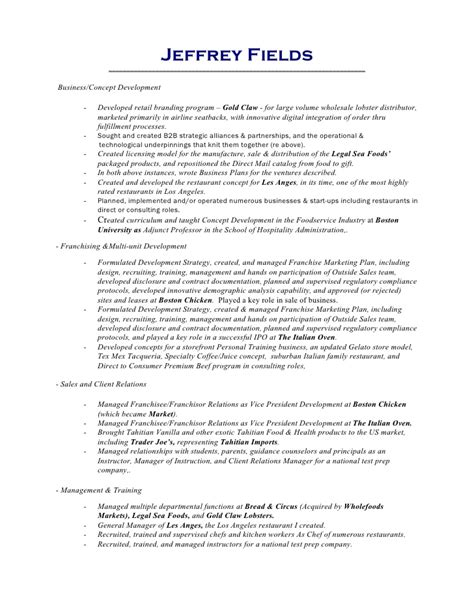 What Is A Functional Resume by Functional Resume