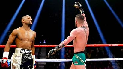 Mayweather Mcgregor Boxing Floyd Conor Fight Vegas