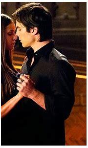 The Vampire Diaries - Season 6 - Ian Somerhalder and Nina ...