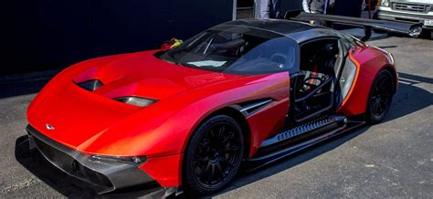 First Aston Martin Vulcan Arrives In The Us