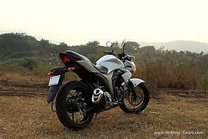 Suzuki Gixxer  Ride Report