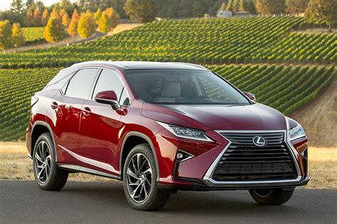 2018 Lexus Rx What's Changed  News Carscom