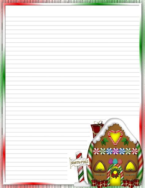 browsing zazzles christmas letterhead section