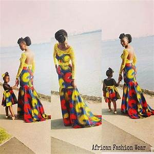 30 Parent And Child Ankara Outfits That Were Simply ...