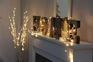 Decoration De Noel Exterieur Lumineuse : pr parer sa d co de no l dans la maison cocon d co vie nomade ~ Preciouscoupons.com Idées de Décoration