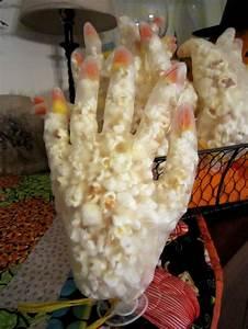 Halloween Snacks Selber Machen : halloween party ideen f r kinder und jugendliche popcorn candy corn 39 h nde in latex ~ Eleganceandgraceweddings.com Haus und Dekorationen
