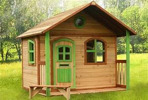 Cabane De Jardin Enfant : cabane en bois pour enfants milan apesanteur ~ Farleysfitness.com Idées de Décoration