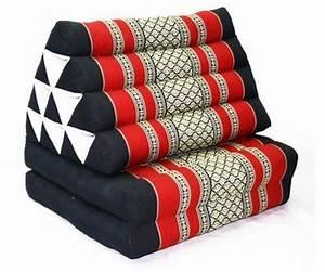 Thai Triangle Cushionmassage Matdaybedfloor Pillow