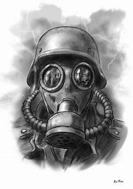 Best 25 Ideas About Gas Mask Skull Drawings