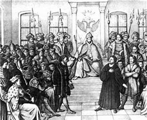 The Catholic Reformation timeline | Timetoast timelines