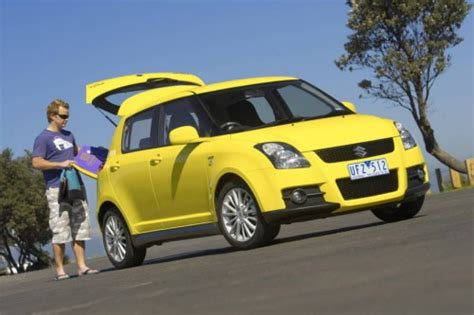 review  suzuki swift sport car review