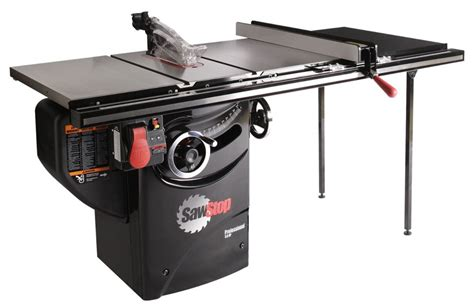 sawstop table saw dimensions sawstop pcs31230 tgp236 3 hp professional cabinet saw