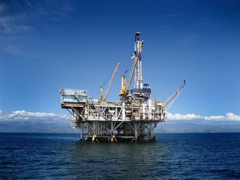 Oil Rig Wallpapers
