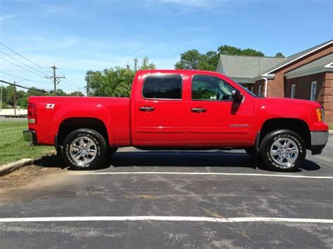 purchase   gmc sierra  sle crew cab pickup