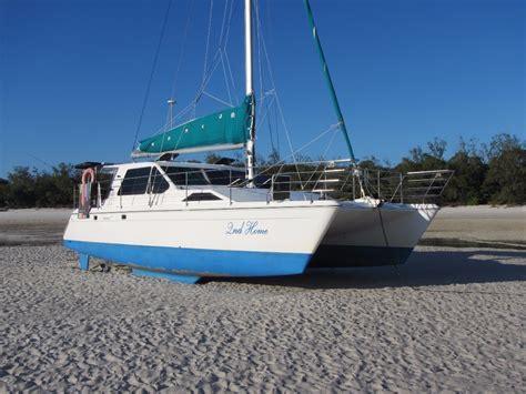 voyager  sailing catamaran  sale yachts