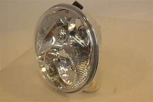 Harley Davidson Oem Dual Bulb Halogen Headlight Headlamp W
