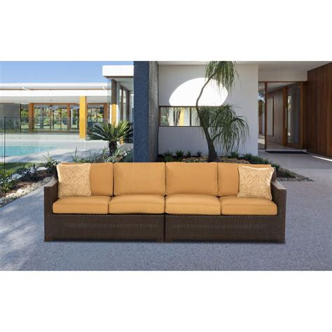 Metropolitan 2 Piece Sofa Set In Sahara Sand Metro2pc