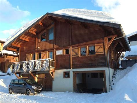 chalet holidays in les gets