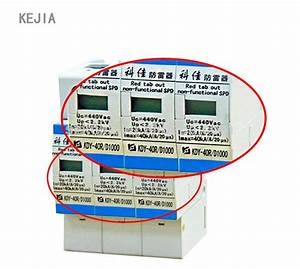 40ka Dc1000v Photovoltaic Surge Suppressor  Spd For Solar
