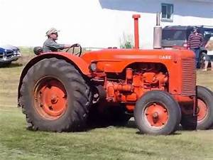 Case Antique Tractor - YouTube