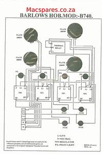 4 Wire Electric Stove Wiring Diagram